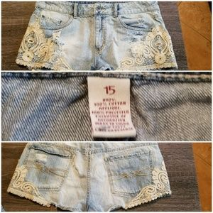 Pants - Casual Jean  shorts